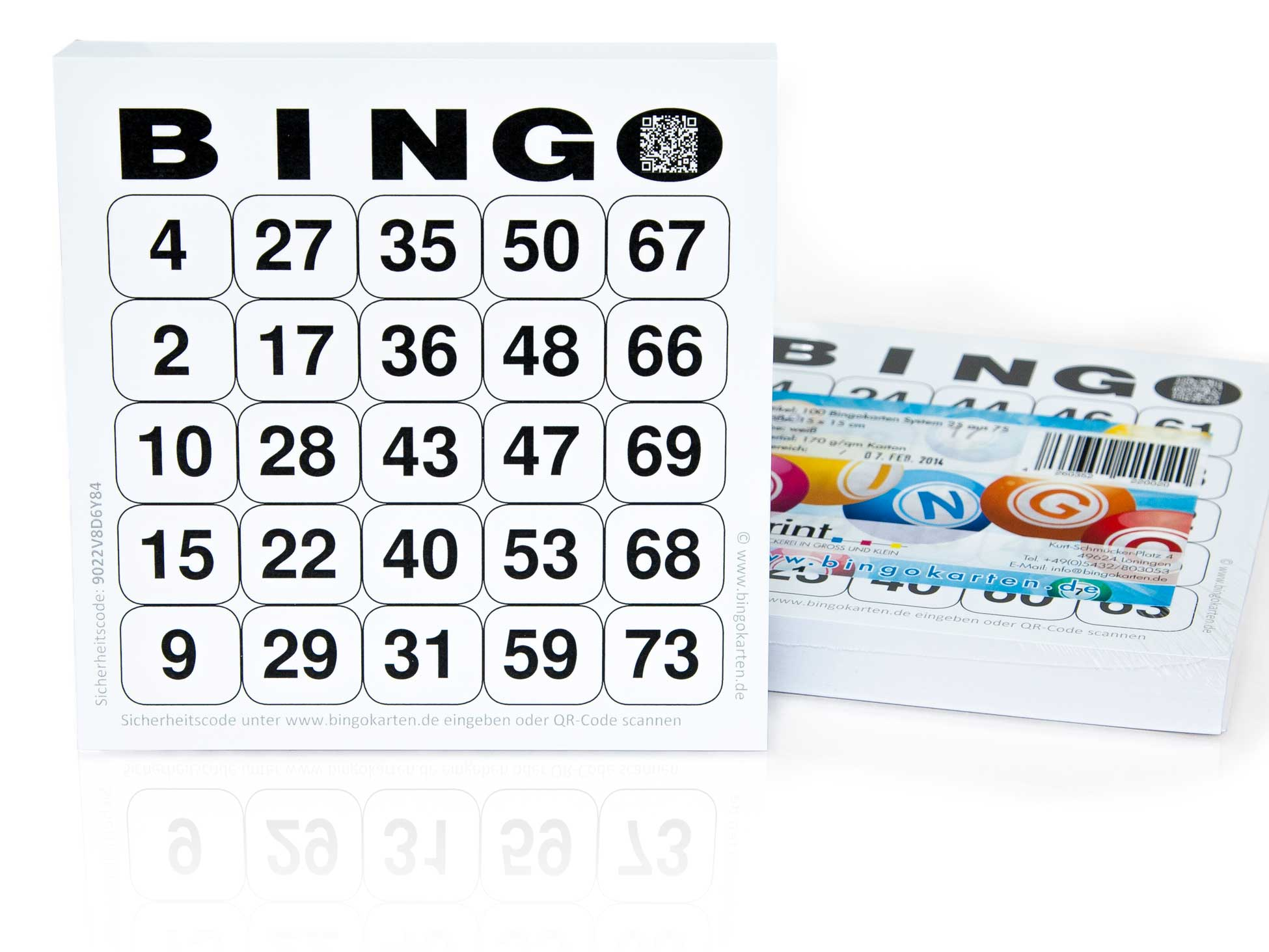 bingo spiel senioren