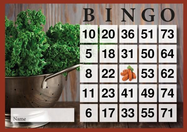 Grünkohl Bingo