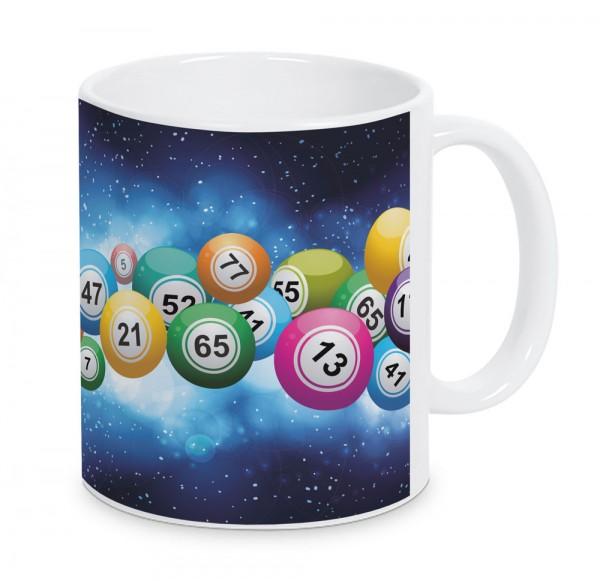 Bingo-Tasse