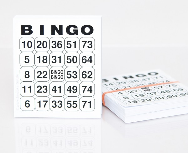 Bingotickets Mini