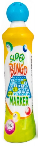Bingo Marker Blau