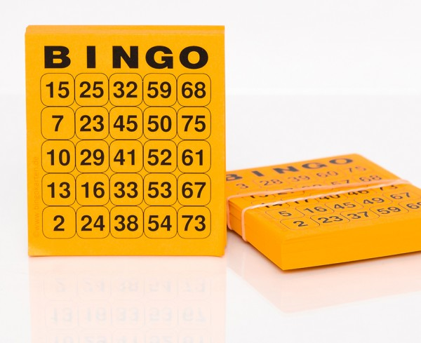 Bingotickets Mini