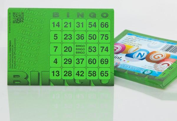 Bingokarten DIN A6